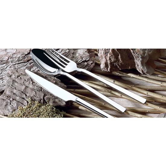 Nice 90 Parça Ahşap Sandıklı Çatal/Kaşık/Bıçak Takımı - Elit