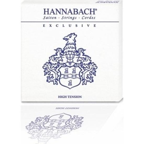 Hannabach Exclht Klasik Gitar Teli