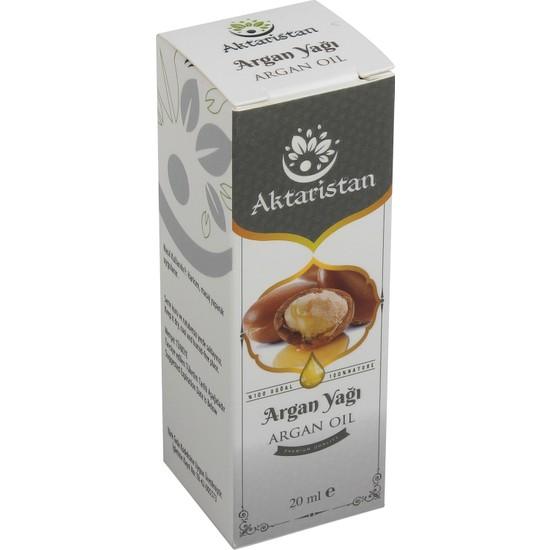 Aktaristan Argan Yağı 20 ml