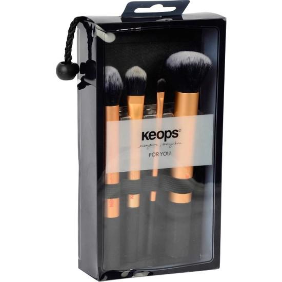 Keops Makyaj Fırça Seti Keops52