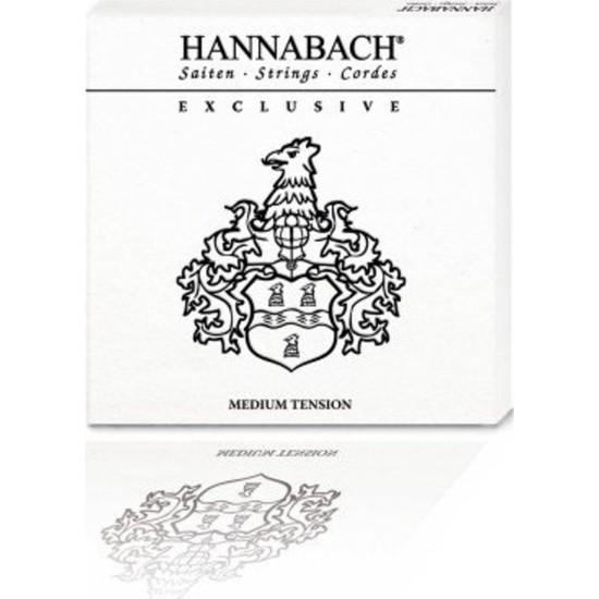 Hannabach Exclmt Klasik Gitar Teli