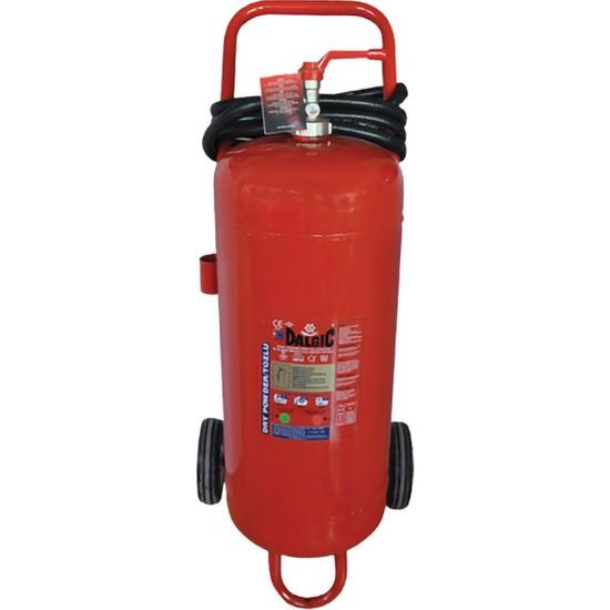 Dalgıç Marka 50 Kg Abc Kuru Kimyevi Tozlu Yangın Söndürme Cihazı Tse'Li