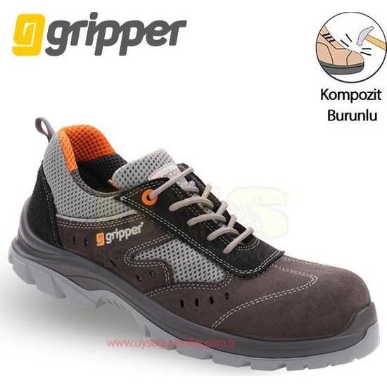 Gripper Gpr-70 41 Numara İş Ayakkabısı Kompzit Burunlu