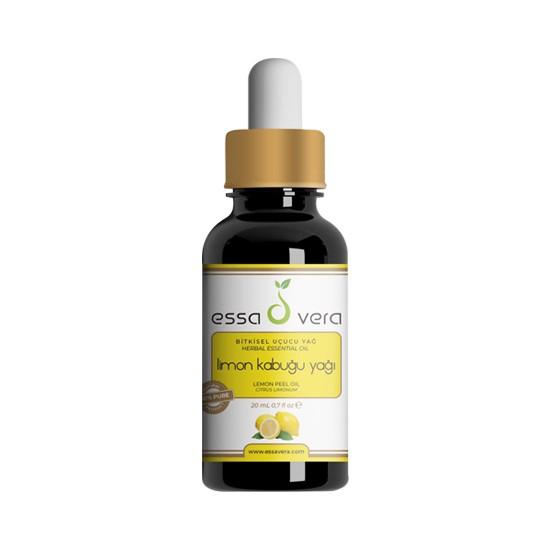 Essavera Limon Kabuğu Yağı 20 ml