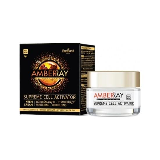 Farmona Amberray Supreme Cell Activator Nuit Cream 50 ml