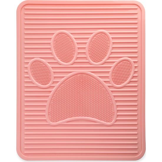 Milo Kedi Paspası Somon 42 x 51 cm