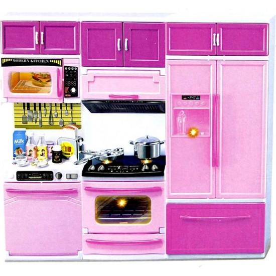 Kardelen Mini Kitchen 3'lü Mutfak Seti