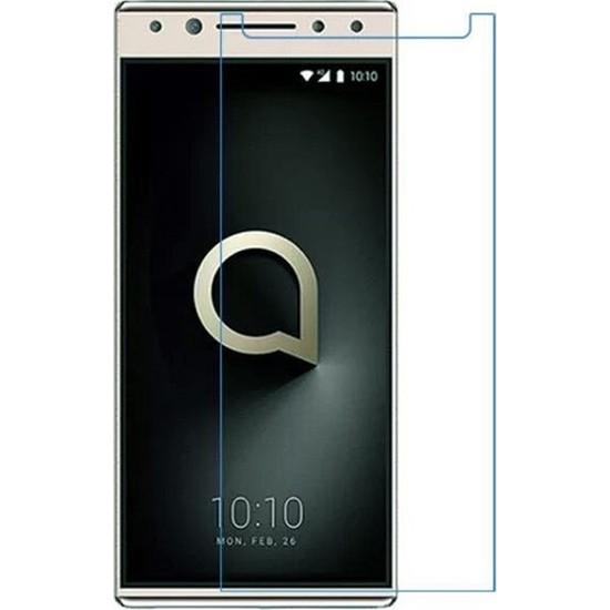 Microcase Alcatel 5 Nano Glass Ekran Koruma Filmi