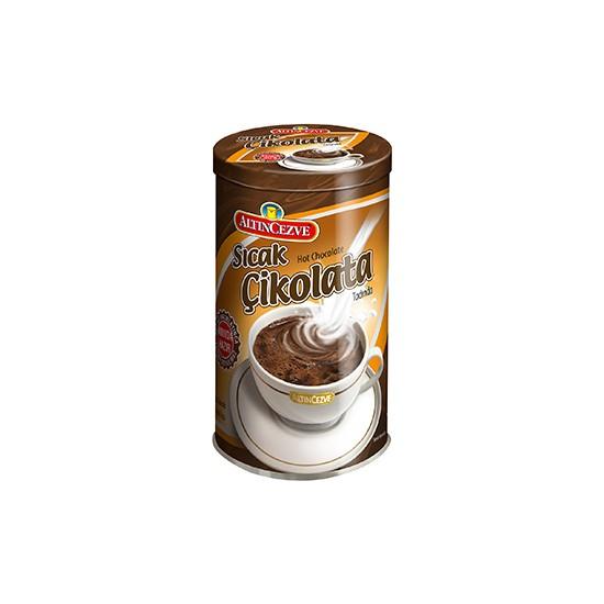 Altıncezve Altıncezve Sıcak Çikolata - Teneke 250 gr