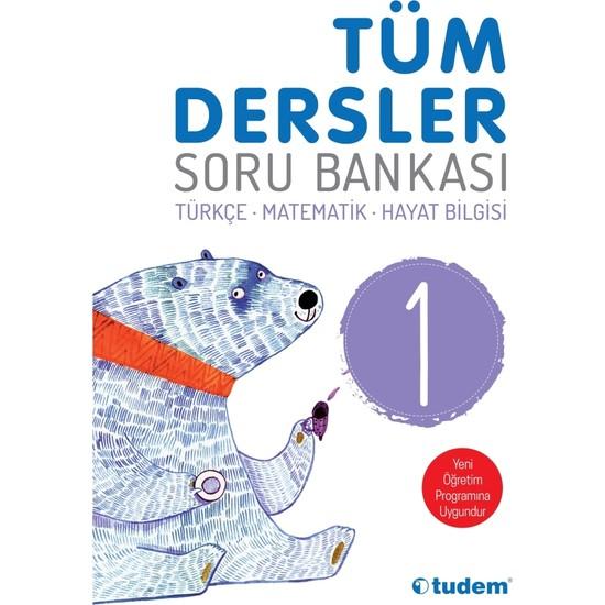 Tudem Yayınları 1.Sınf Tüm Dersler Soru Bankası