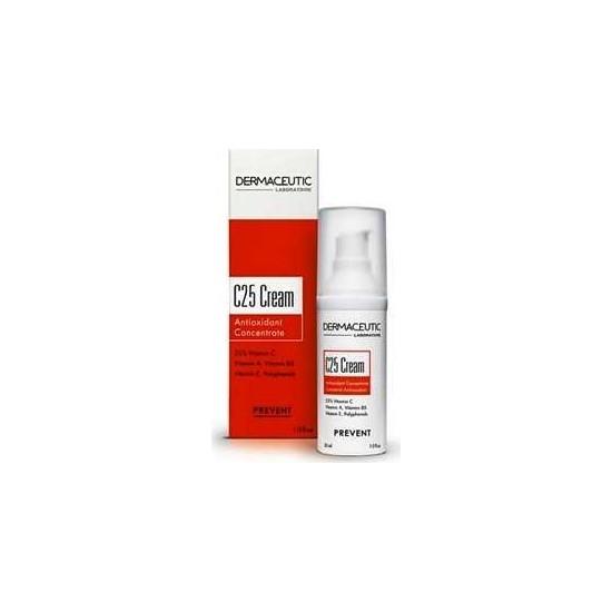 Dermaceutic C25 Cream 30 mlGündüz Bakım Kremi
