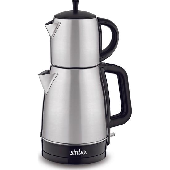 Sinbo STM-5400 Inox Elektrikli Çay Makinesi