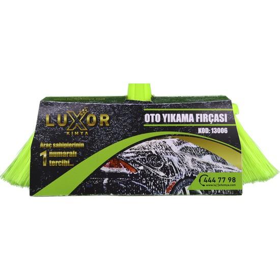 Luxor Kimya Oto Yıkama Fırçası Luxor LÜX Slikonlu
