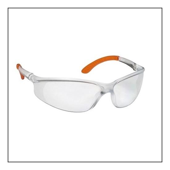 Cross 602 Şeffaf Turuncu Çerçeveli Gözlük