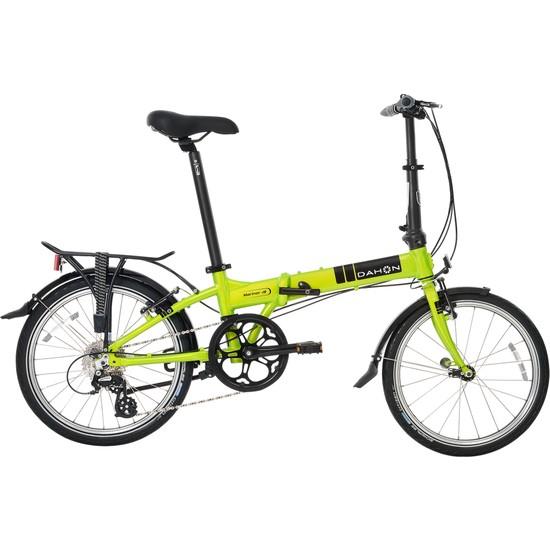 Dahon Mariner D8 Yeşil Katlanır Bisiklet