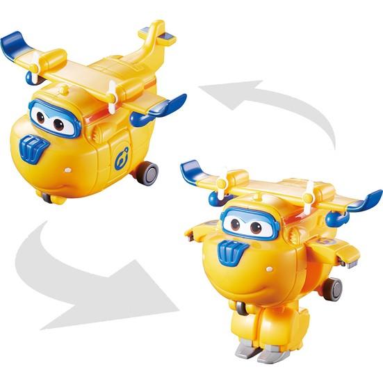 Harika Kanatlar 4´lü Mini Figür Seti (Dizzy / Jett / Donnie / Poppa Wheel)