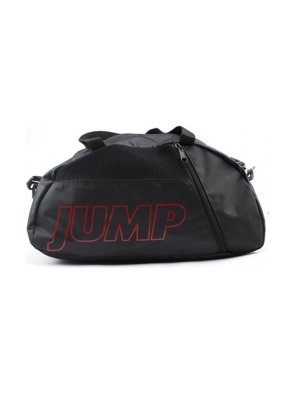 Jump Siyah Çanta Jçnt 1100 Spor Seyahat Çanta