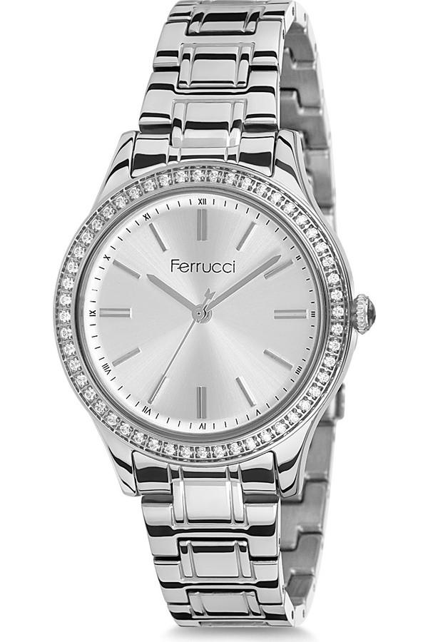 Ferrucci Water Resistant Women's Watch FC11039M.01