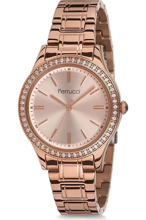 Ferrucci Water Resistant Women's Watch FC11039M.03