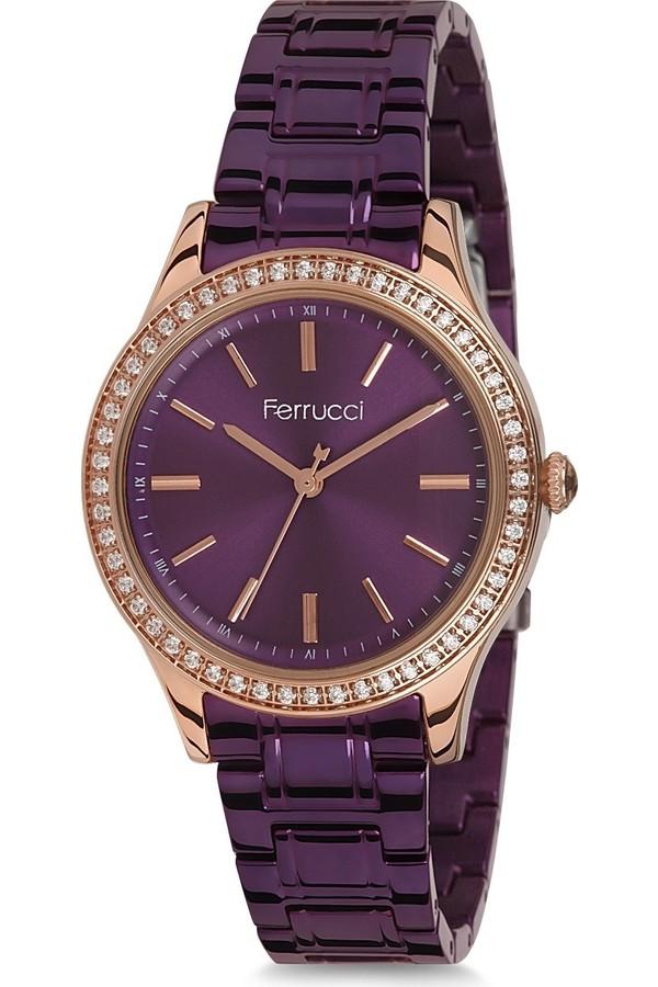 Ferrucci Water Resistant Women's Watch FC11039M.05
