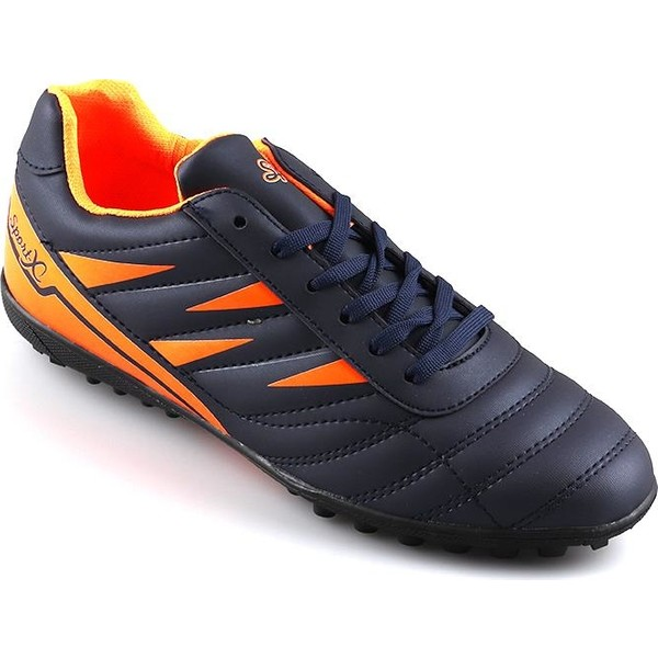 Runutchi 860 Lacivert Turuncu Halısaha Erkek Futbol Ayakkabı - 37 Ürün Resmi 6daa2c53762a1