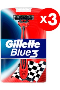 Gillette Blue3 Men's Shaving Razor