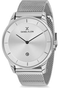 Daniel Klein Men's Silver Watches 8680161749622
