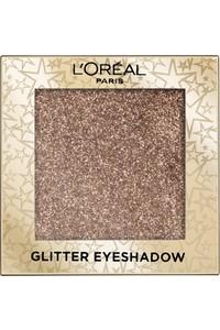 Loreal Paris Gold Glitter Eyeshadow