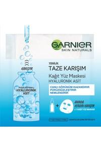 Garnier Paper Face Mask Hyaluronic
