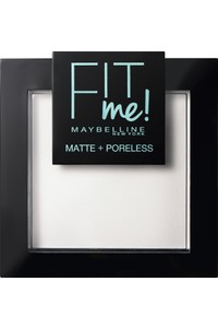 Maybelline New York Fit Me Matte + Poreless Powder
