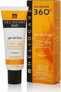 Heliocare 360 ​​Gel Oil Free 50 ml