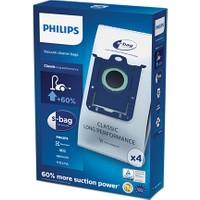 Philips s-bag FC8021/03 Elektrikli Süpürge Torbası - 4 adet