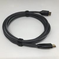 Paugge Hdmi 2.0b Premium Sertifikalı 4K 60Hz 18Gbps Bandwith HDR Dolby Vision HDCP 2.2 Destekli HDMI Kablo - 2 Metre