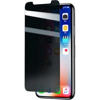 Evastore Apple iPhone XS 5.8 Zore Standart Privacy Cam Ekran Koruyucu - Siyah