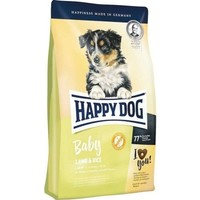 Happy Dog Baby Kuzu Etli Pirinçli Yavru Köpek Maması 18 kg