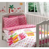 Luoca Patısca Pink Maxıforce Bebek Nevresim Takımı
