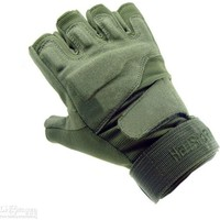 BlackHawk Tactical Sporcu Pilot Eldiven - Yeşil