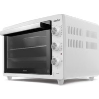 Simfer 3420 Beyaz 34 Litre Midi Fırın