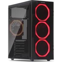 Dark Spirit USB 3.0 12cm Kırmızı Led Fanlı Oyuncu Kasası (DKCHSPTR)