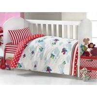 Brielle 451 V1 Ranforce Bebek Nevresim Takımı