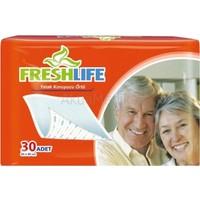 Freshlife 60x90 cm Yatak Koruyucu Örtü 30 Adet