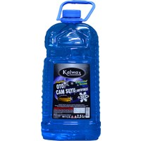 Kalwax Cam Suyu -30 Derece 2,5 lt. Parfümlü