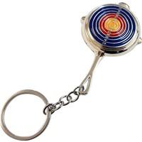 MegaKutu - PUBG Tava Anahtarlık - Gümüş