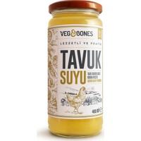Veg&Bones Tavuk Suyu 480ml
