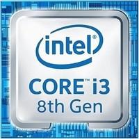Intel Core i3 8100 3.60GHz 6M 1151-V.2 Tray Fansız İşlemci