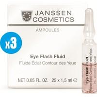 Janssen Cosmetic Eye Flash Fluid - 3 Adet x 2ml