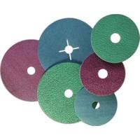 Egeli 180 Fiber Disk Zımpara C16 [Yeşil- Mermer]