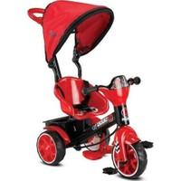 Babyhope Bobo Speed Bisiklet 121 - Kırmızı