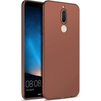 Elite Huawei Mate 10 Lite Kılıf Rubber Arka Kapak Rose Gold