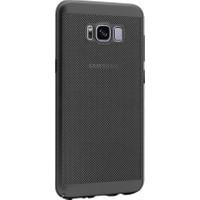 Telefonaksesuarı Samsung Galaxy S8 Plus Fileli Slim Arka Kapak